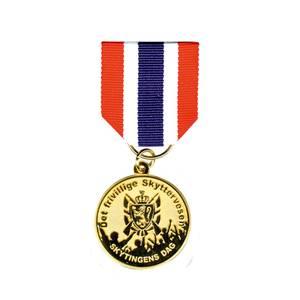 Bilde av Medalje Skytingens Dag